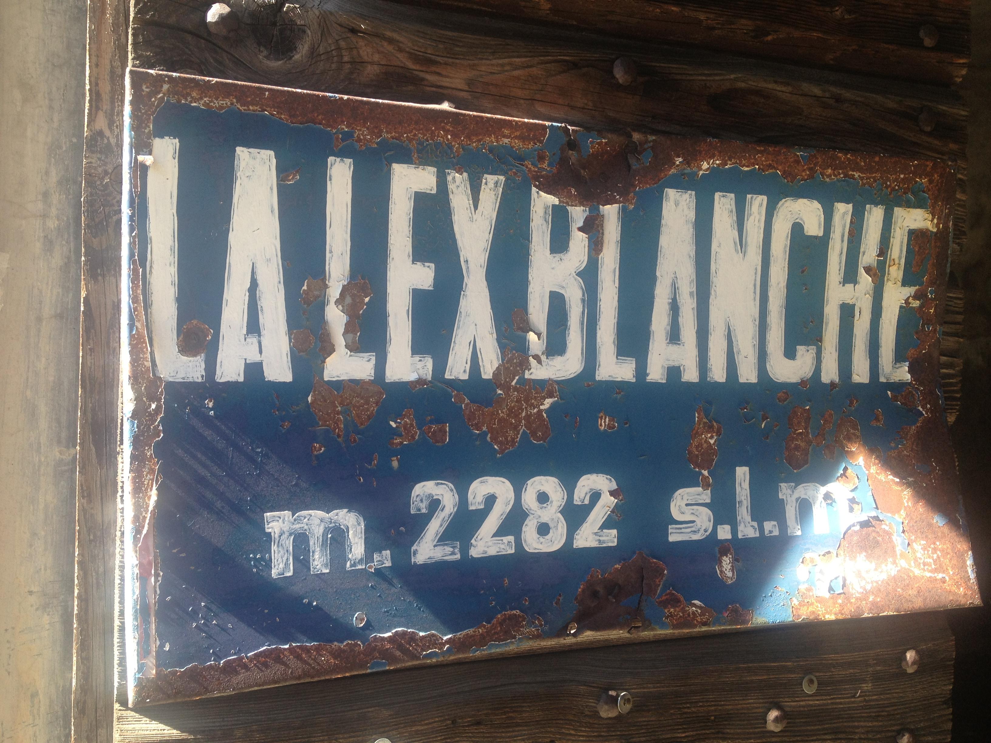 La Lex Blanche