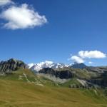 Col de la Cicle - Mont Blanc