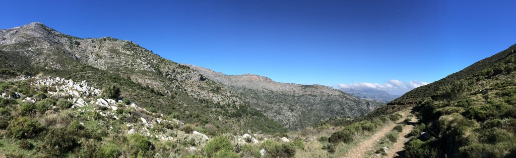 Coín, Tolox, Sierre de las Nieves
